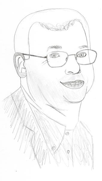 Rick Moranis Sketch